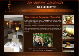 Cr ation de sites internet avignon orange carpentras - Boutique orange nimes ...